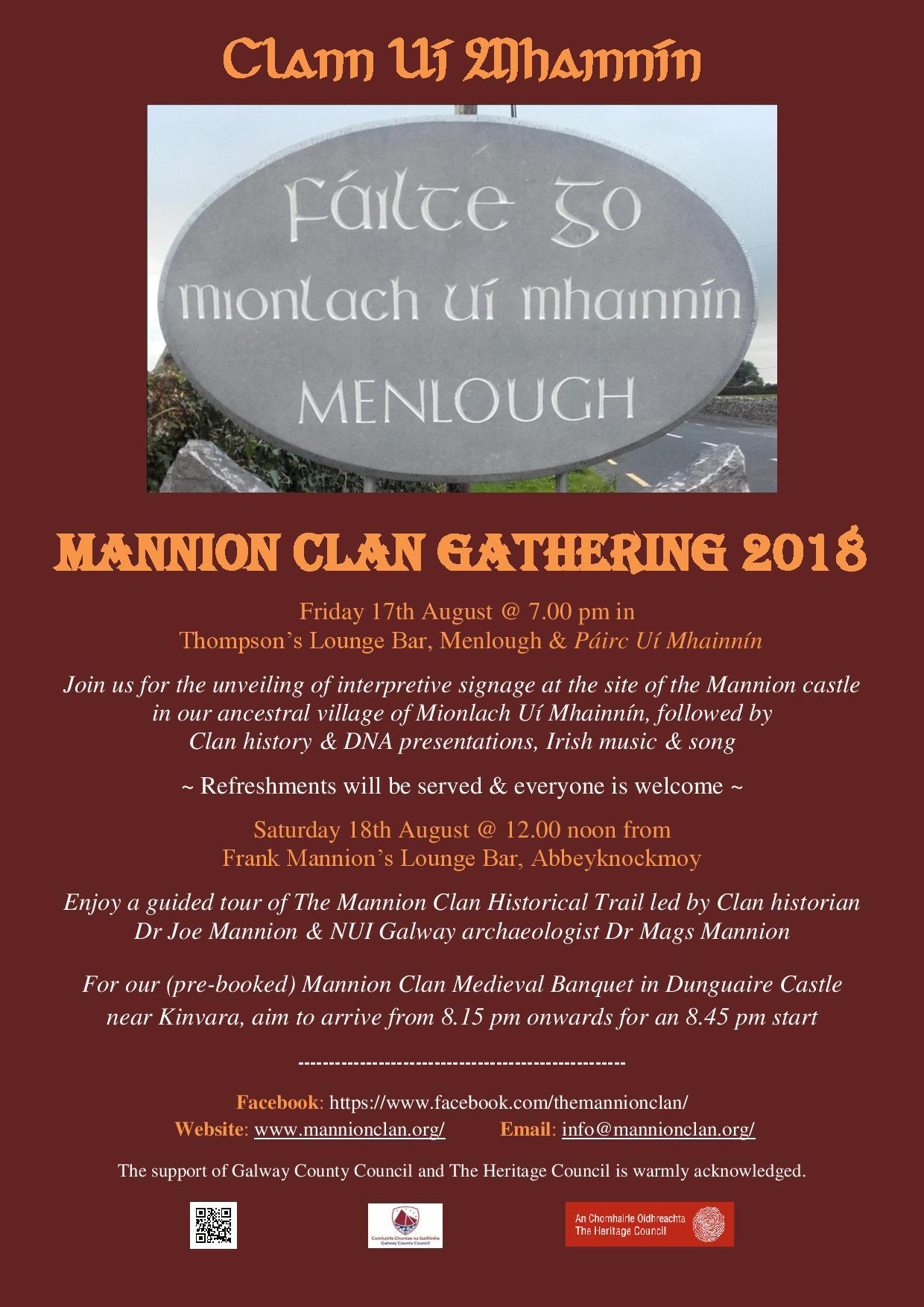 The Mannion Clan
